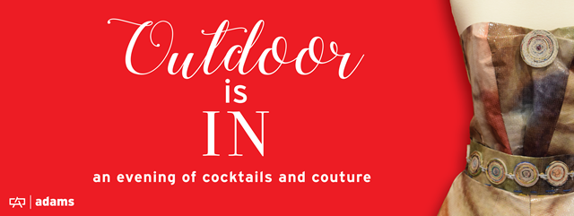 Outdoor Goes Couture