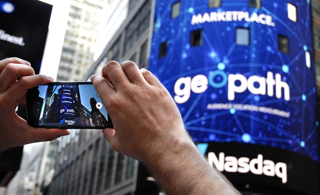 Geopath Enjoys Strong Membership Growth in 2017 <br/> <span style='color:#000000;font-size: 18px;'>Adds Iconic Properties to Portfolio, Including One Times Square</span>
