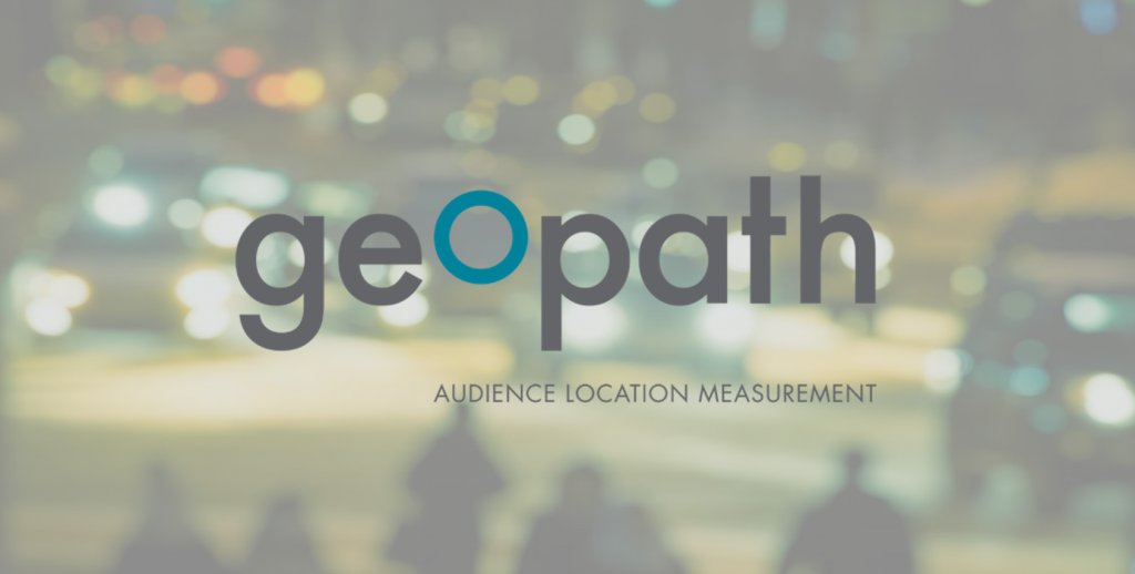 Geopath Launches Pilot Program to Provide Out of Home Measurement for the Place-Based Advertising Community <br/> <span style='color:#000000;font-size: 18px;'>Aims to Deliver Place-Based Audience Measurement Tool by End of Year</span>