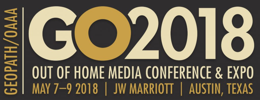 GO2018 Out of Home Media Conference & Expo <br/> <span style='color:#000000;font-size: 18px;'>What To Know Before You GO</span>