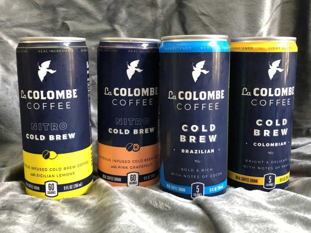 Now That's Just Cold | La COLOMBE  — La Launch <br/> <span style='color:#000000;font-size: 18px;'> geekOUT Fast Fact Friday</span>