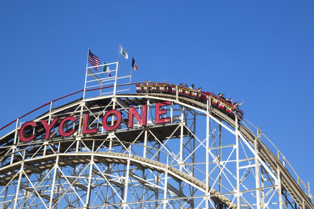 Amusement, Water and Theme Parks <br/> <span style='color:#000000;font-size: 18px;'> geekOUT Fast Fact Friday</span>