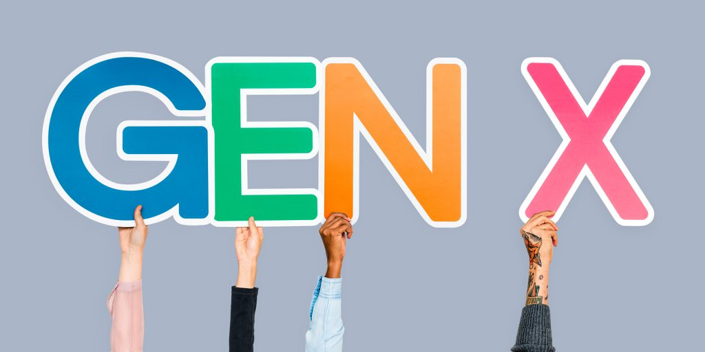 "Don't Forget Generation X – Fast Facts on the ""Forgotten Generation"" <br/> <span style='color:#000000;font-size: 18px;'> geekOUT Fast Fact Friday</span>"