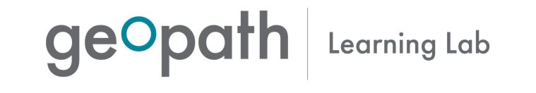 Geopath Launches New Learning Lab! <br/> <span style='color:#000000;font-size: 18px;'>The training curriculum will serve to educate members on the new Geopath Insights.</span>
